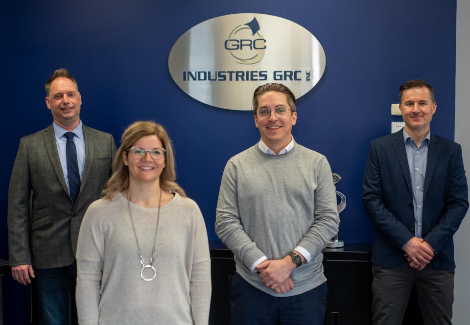 Trois nouveaux actionnaires chez Industries GRC